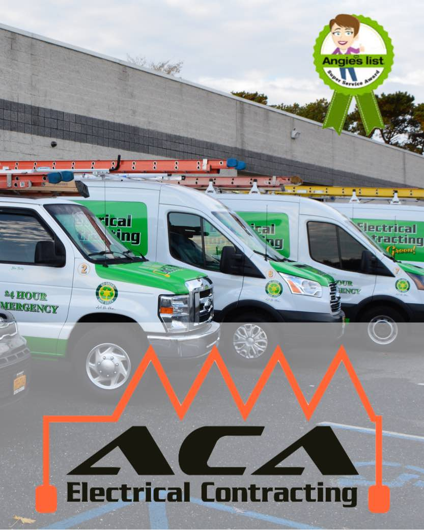 ACA Electrical Contracting- Mobile Header